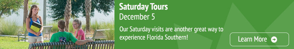 Saturday Tours, December 5