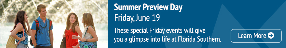 Summer Preview Day, June 19, Learn More