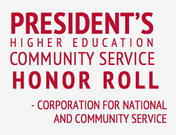 #8 College Most Committed To Community Service - Washington Monthly
