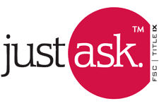 Photo: Just Ask logo