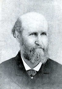 Photo: Theophilus Wilson Moore (President 1889-1891)