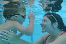 Swim Lessons for Little Ones