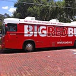 One Blood Bus