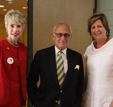 Photo: Barnett Family with Dr. Stern